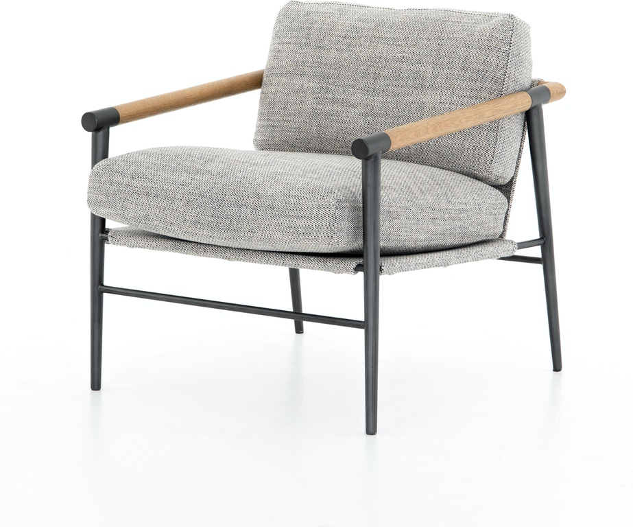 four hands living room rowen chair cgry0321708861p