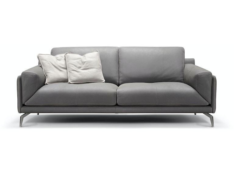 Bracci Living Room Glamour Sofa Noel