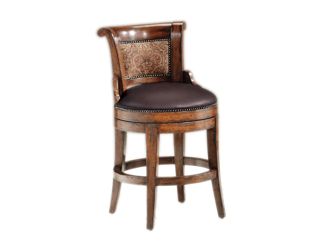 Marge Carson Bar And Game Room Hampton Counter Stool Ha47 26 Noel