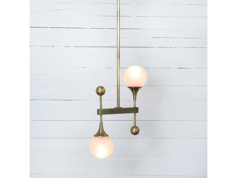Four Hands Lamps And Lighting Gillie Pendant Icam 50 Noel