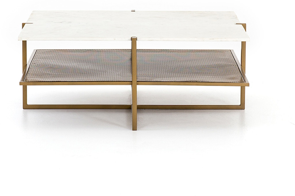 Four Hands Living Room Olivia Square Coffee Table Imar 189 Noel