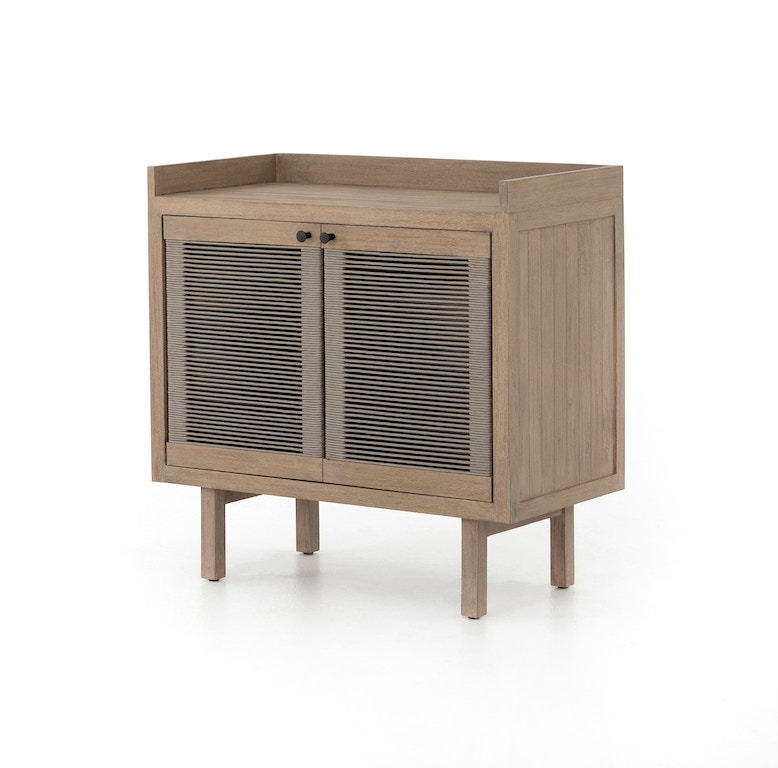 Four Hands Outdoor Patio Alma Outdoor Small Cabinet Jsol 061
