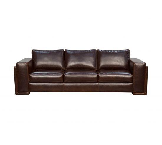 22002 80. Milan Sofa · 22002 80 · Elite Leather