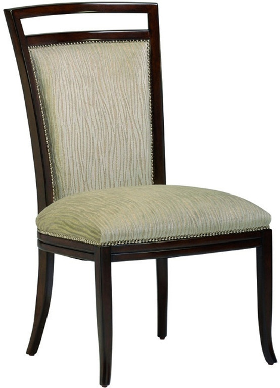 Sensational Marge Carson Dining Room Malibu Side Chair Mlb45 Noel Gmtry Best Dining Table And Chair Ideas Images Gmtryco