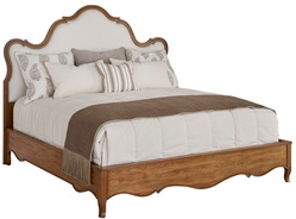Carson Bedroom Sonata Panel Bed C So11u Noel Furniture Houston Tx