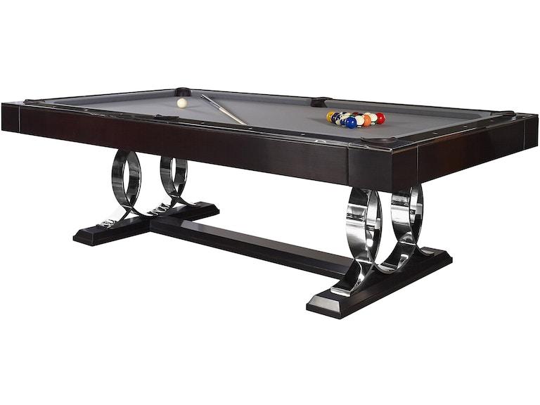 Swaim Bar And Game Room Sterling Pool Table Noel Furniture - Sterling pool table