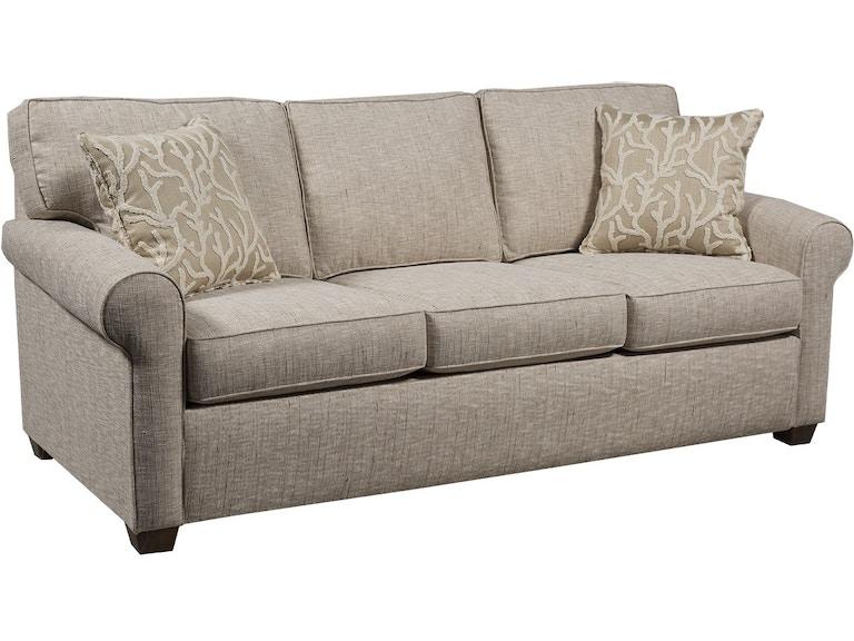 Capris living room sofa 402s matter brothers furniture - Living room furniture fort myers fl ...