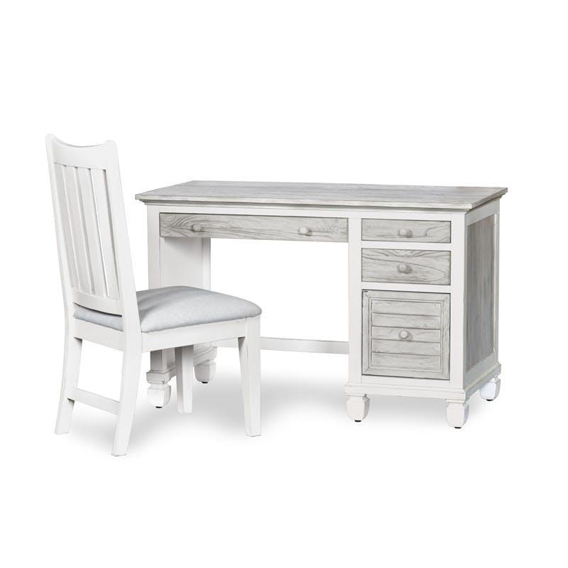 Image of: Sea Winds Bedroom Desk Chair Set 18786 Matter Brothers Furniture Fort Myers Sarasota Tarpon