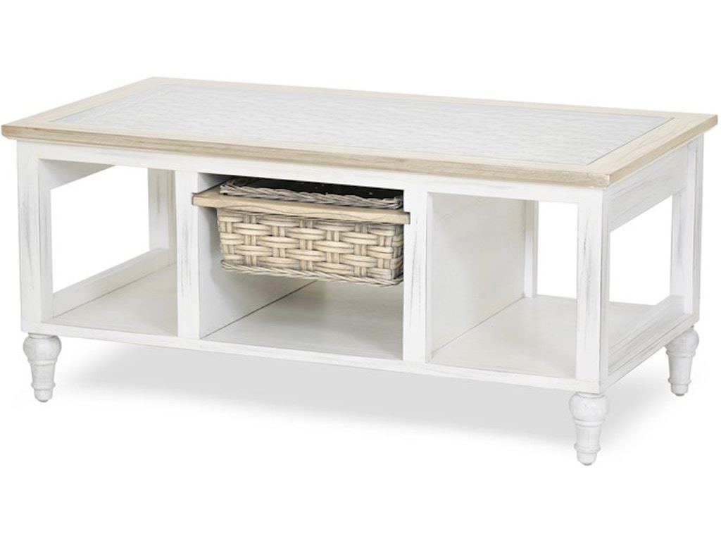 Sea Winds Living Room Coffee Table 201656658 Matter Brothers Furniture Fort Myers Sarasota