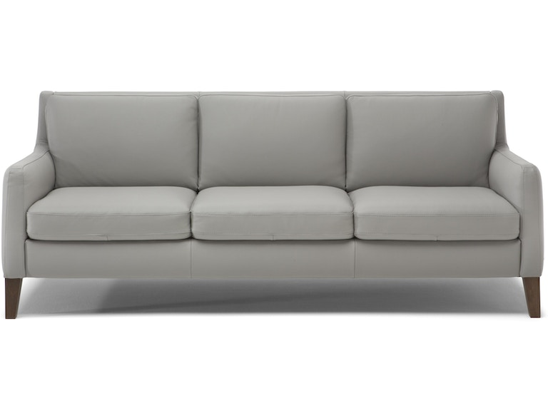 Natuzzi Editions Living Room Leather Sofa C009-064