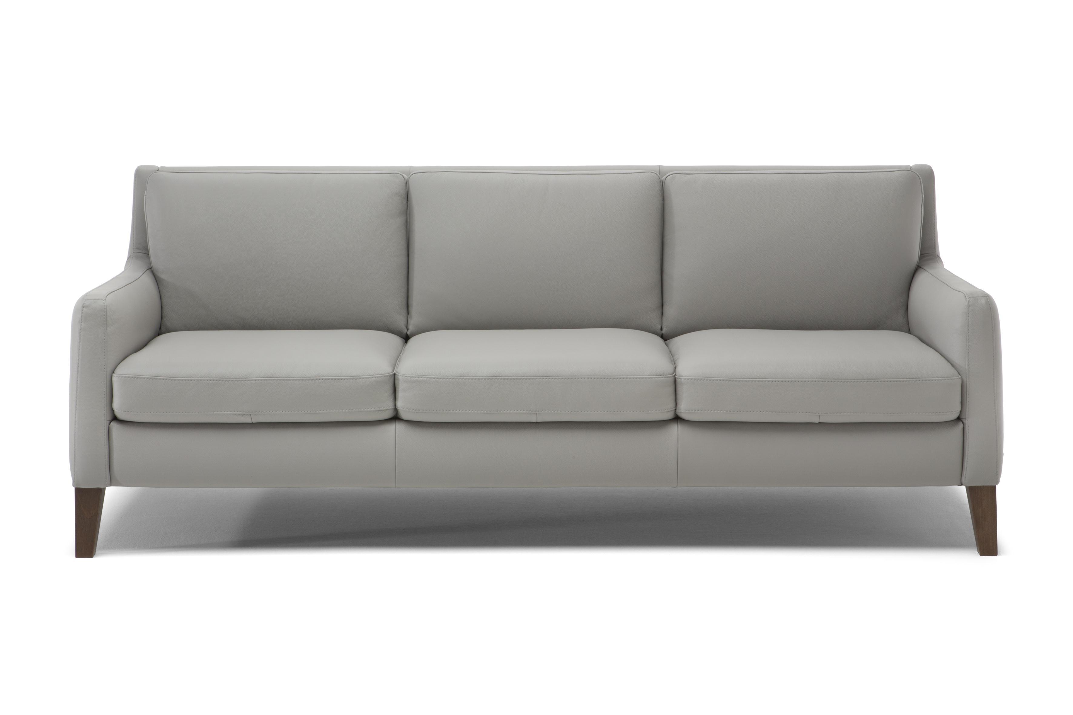 Attrayant Natuzzi Editions Leather Sofa C009 064