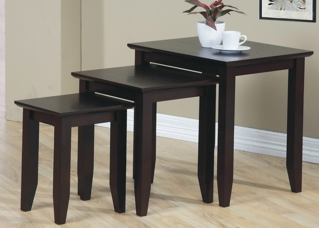 Winners Only Nesting Tables T2 Q100nt X Sims Furniture Ltd Red Deer Ab