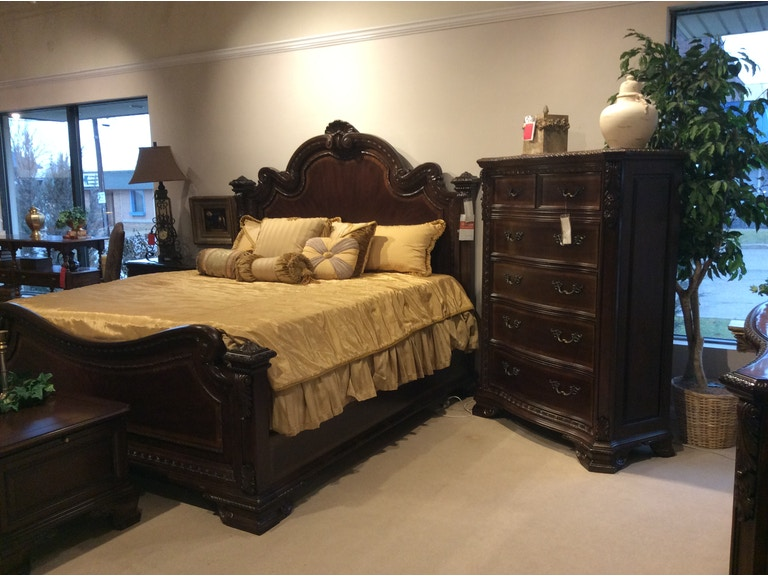 Good\'s Clearance ART 5pc Bedroom Set ART/662720 - Good\'s Furniture ...