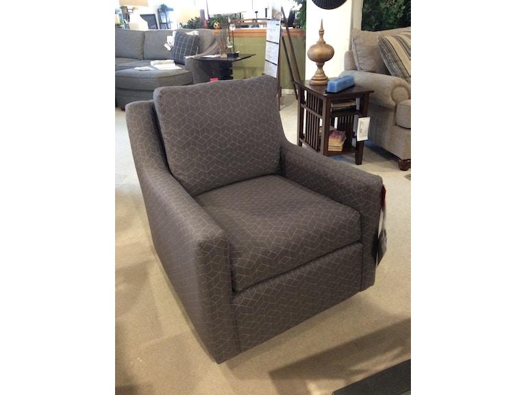 Craftmaster Swivel Chair