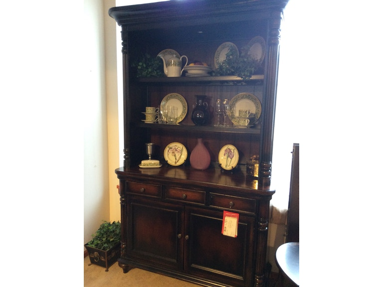 Awe Inspiring Hooker Furniture Hutch Buffet Home Interior And Landscaping Analalmasignezvosmurscom