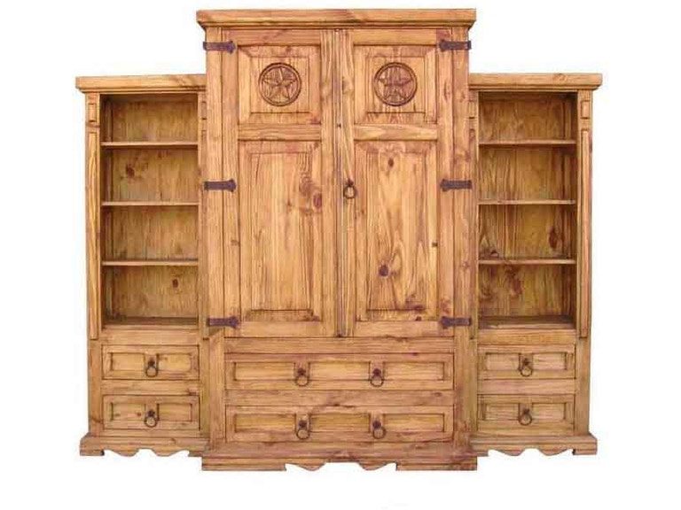 01 1 10 09 Entertainment Center American Oak And More