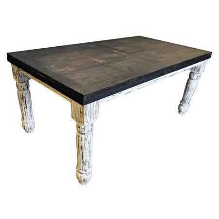 Million Dollar Rustic Dining Room 03 2 75 6 2   SCRAPE TABLE At American Oak  And More