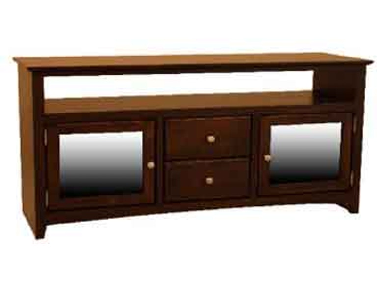 6854xc Console American Oak And More Furniture Store