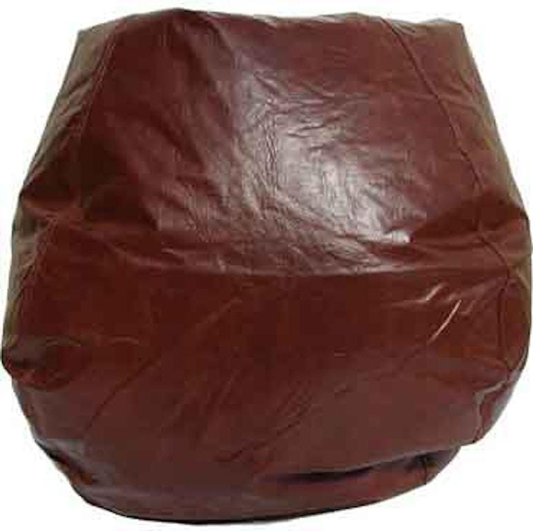 Bean Bag Brown On