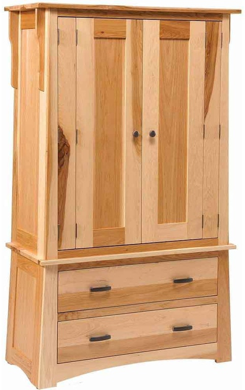 31 3052 70 Armoire American Oak And More Furniture