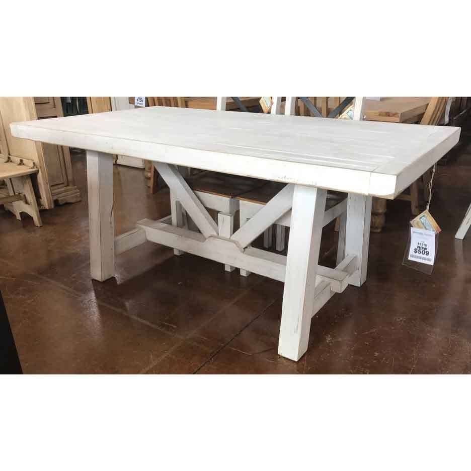 Million Dollar Rustic Dining Room  112 6 Table At American Oak And More
