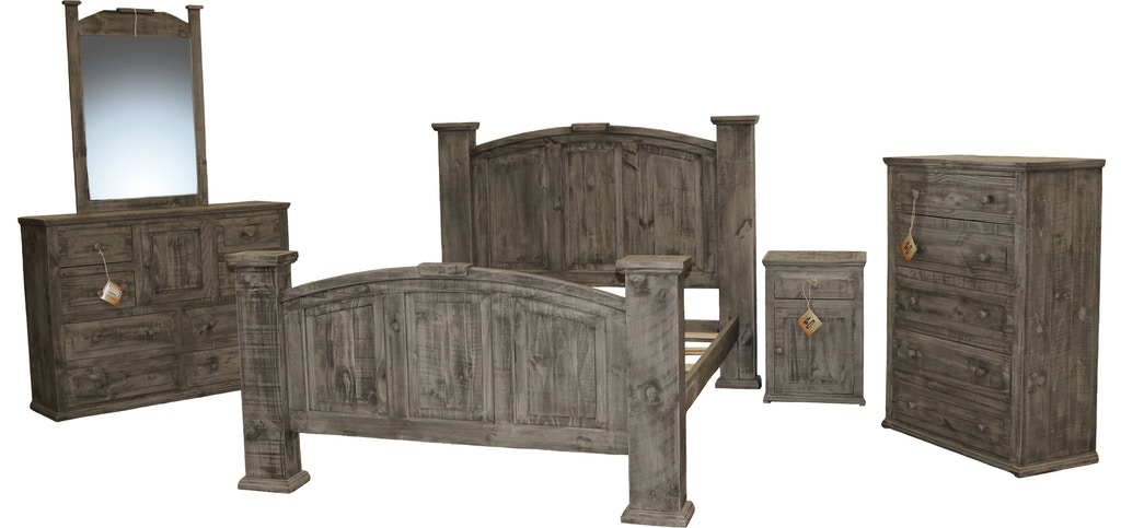 02 2 123a 02 50 Set Queen Bedroom Set Queen Bed Dresser Mirror Chest 1 Night Stand