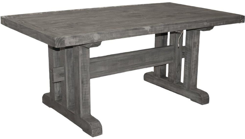 03 2 123a 133 6 charcoal gray 6 ft 3 line table rustic farmhouse table
