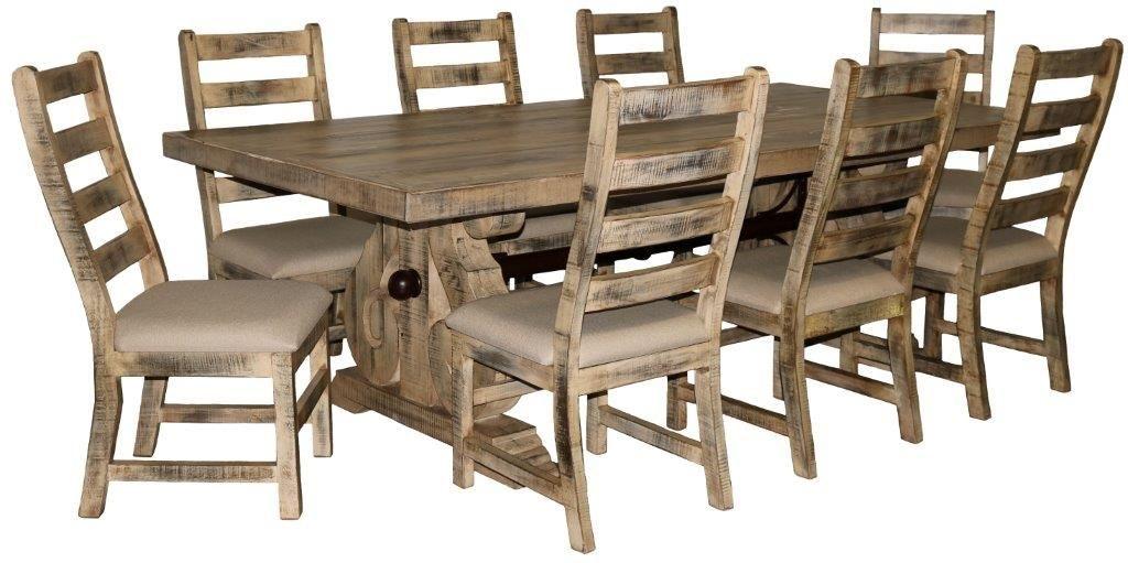 03 2 15 151 8 Bc Set Savannah Dining Set