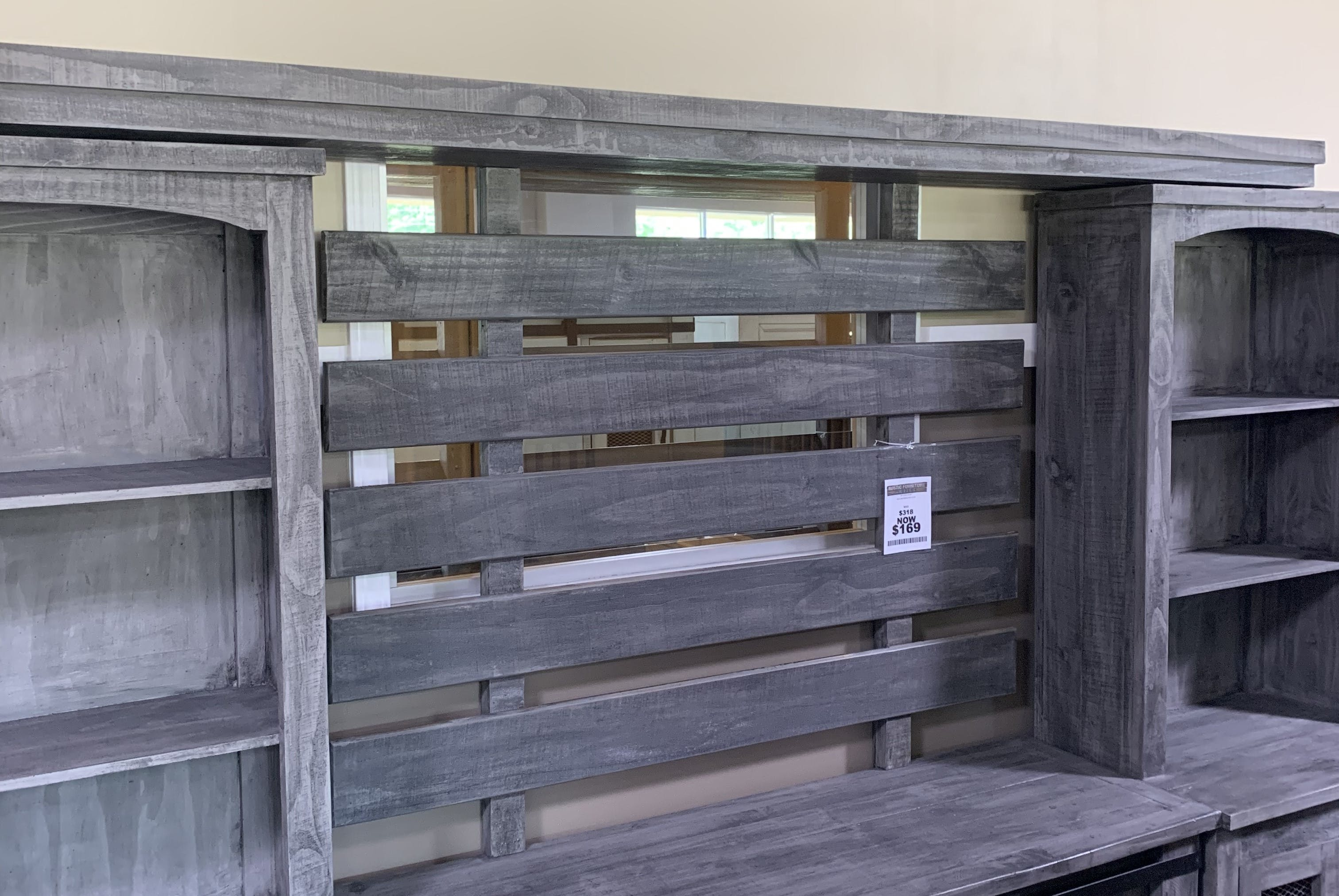 Million Dollar Rustic Rustic Back And Bridge For 114 Entertainment Center 04 2 123a 114 Bb