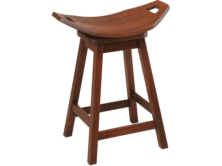 11 2200 10 Counter Stool American Oak And More
