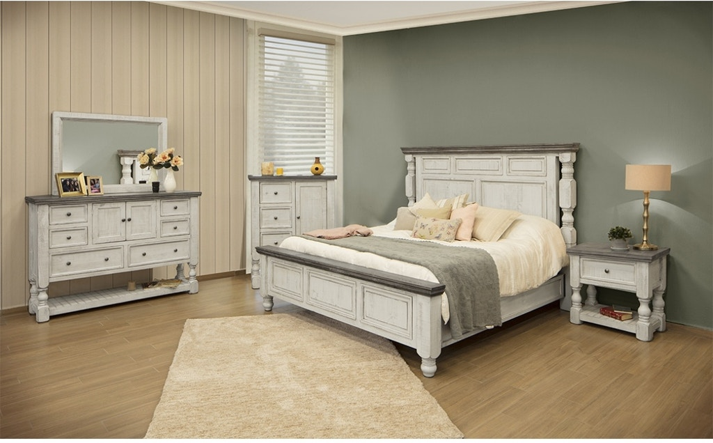 IFD4690KGROUP - King Bedroom Group