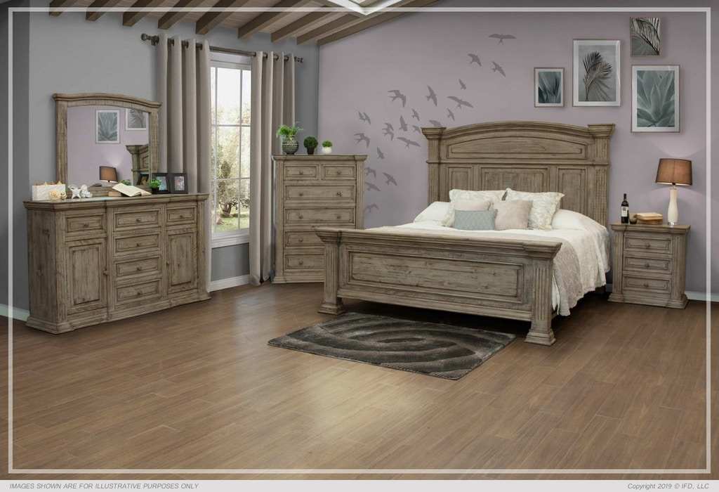 Palace King Bedroom Set