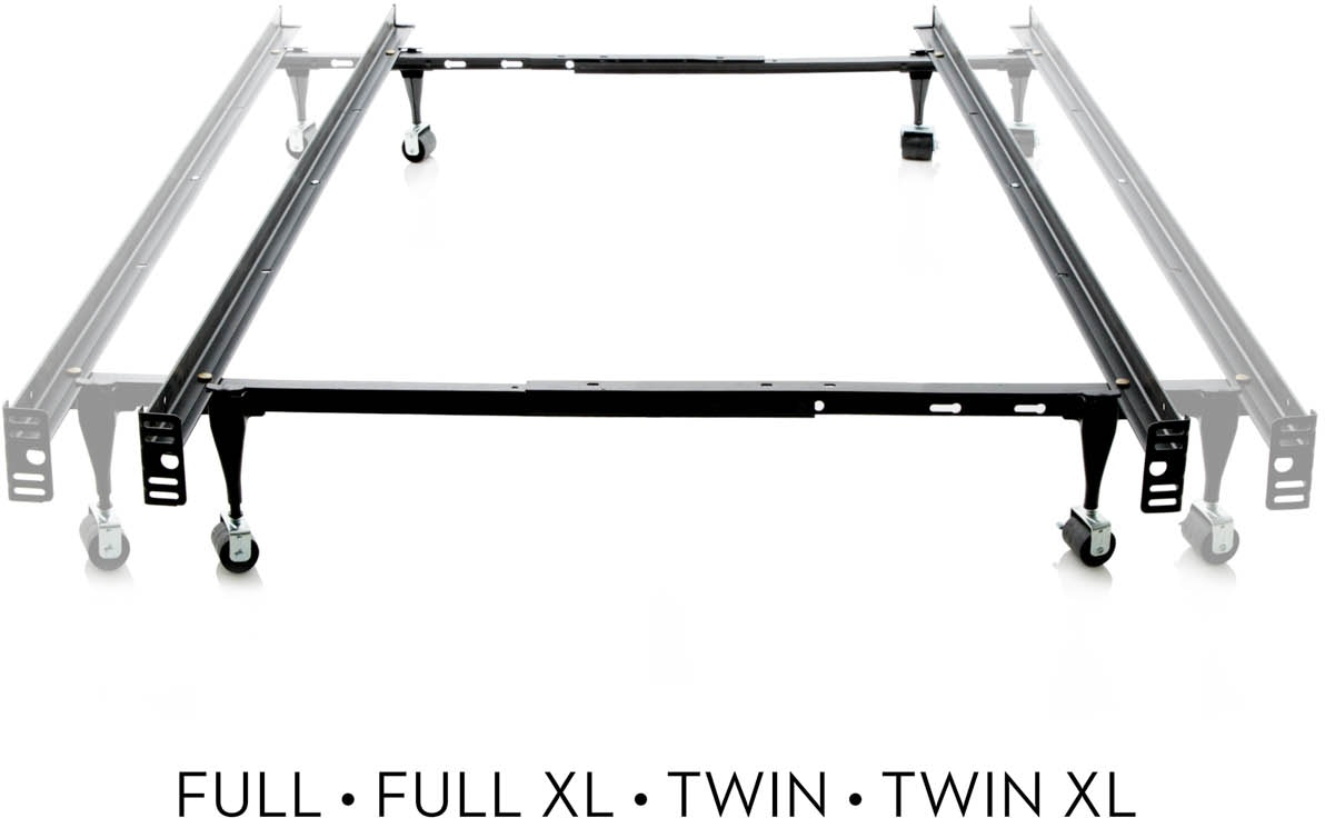 Malouf Living Room Twin Full Lt Adjustable Bed Frame Wheels