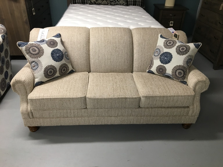 LaCrosse Living Room Apartment Size Stationary Sofa 838-50