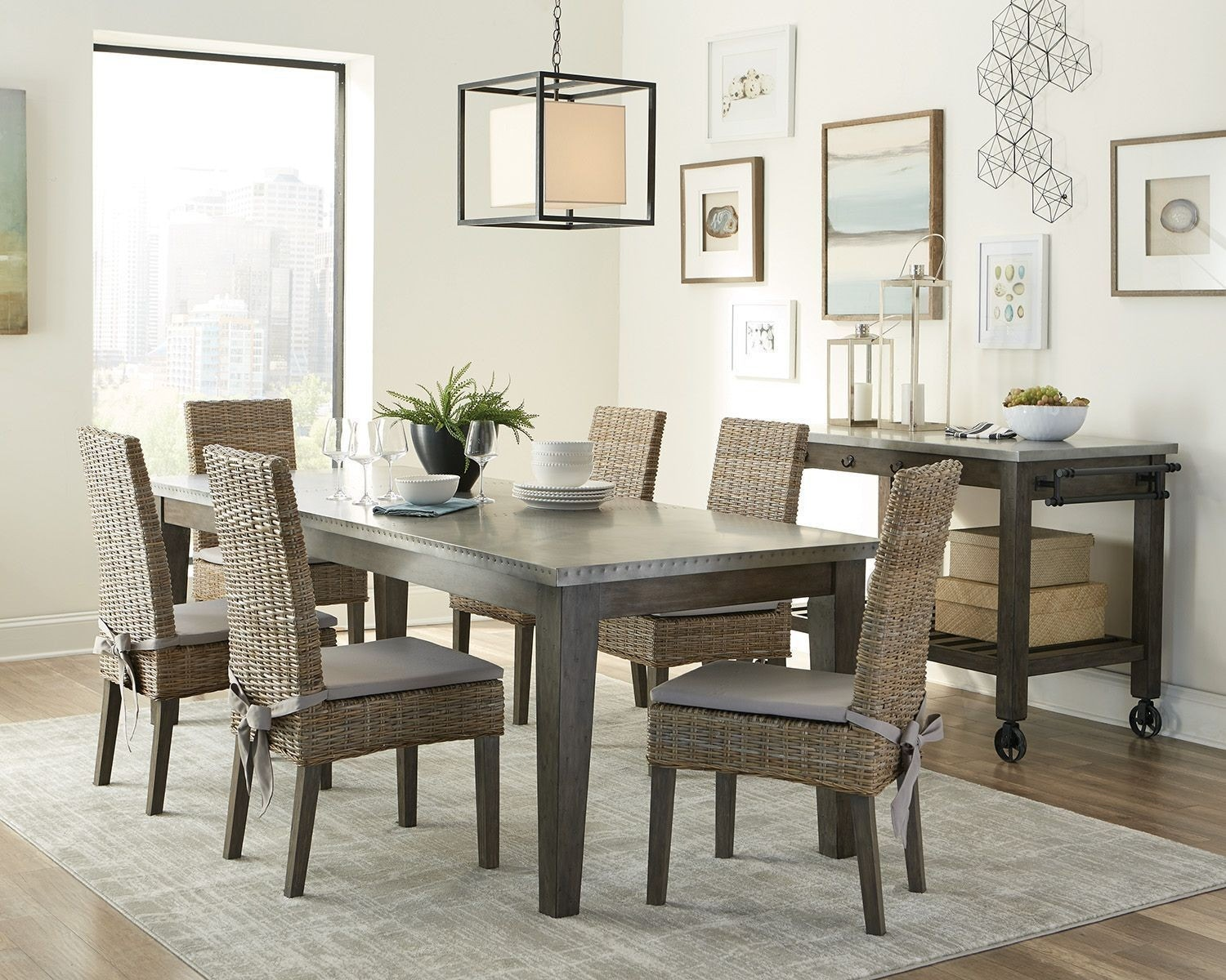 Coaster Dining Set 107941/103803