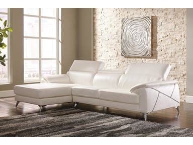 Signature Design By Ashley Tindell 2pc Sectional 373051656