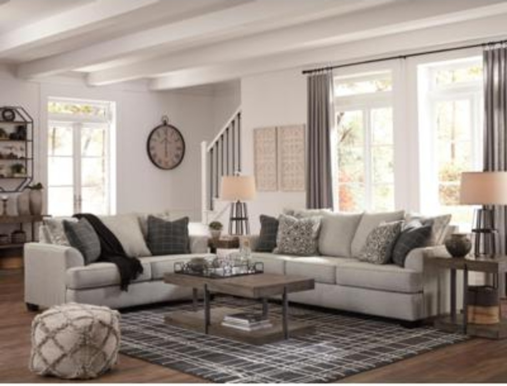 Signature Design By Ashley Living Room Velletri 2pc Sofa