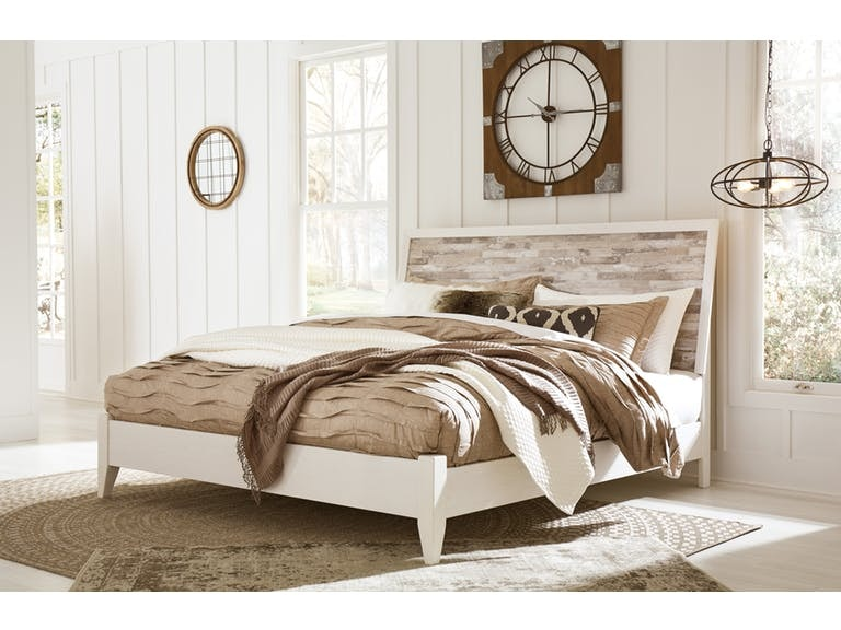 Signature Design By Ashley Bedroom Queen Panel Bed B315 5754
