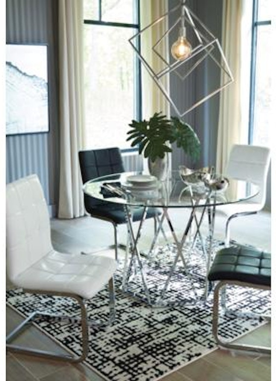 Signature Design By Ashley Madanere 5pc Dining Set 2 Colors Available D275 15