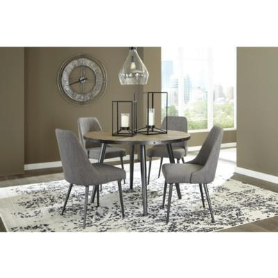 Signature Design By Ashley Dining Room Coverty 5pc Dining Group D605