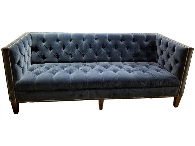 Heritage Furniture Outlet Living Room Chatham Sofa By Duralee 10