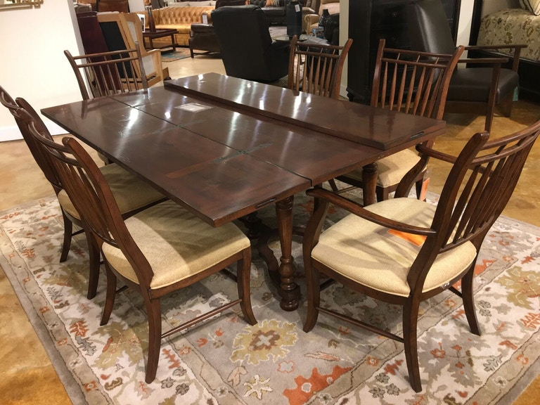 Hickory Park Furniture Outlet Dining Room Biltmore Flip Top Group By Fine Sku 1346 816 Is Available At Mart In