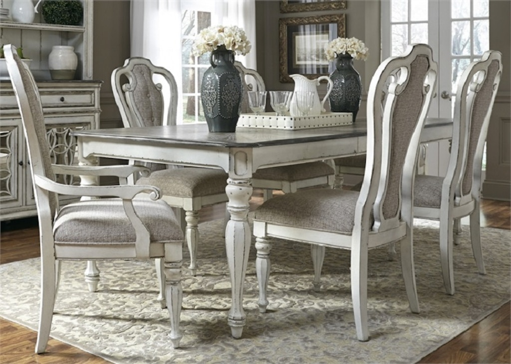 Southern Style Fine Furniture Dining Room Magnolia Manor 7 ...