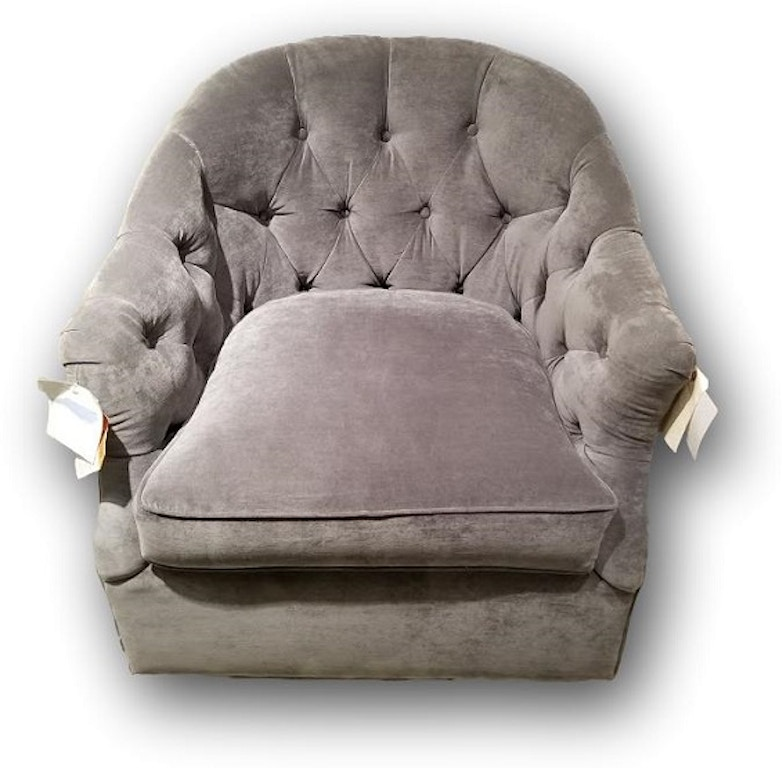 Brilliant Camby Swivel Chair By Southern Furniture Dailytribune Chair Design For Home Dailytribuneorg