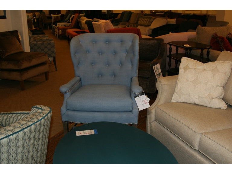 Thomasville Factory Outlet Dover Wing Chair 2610 15