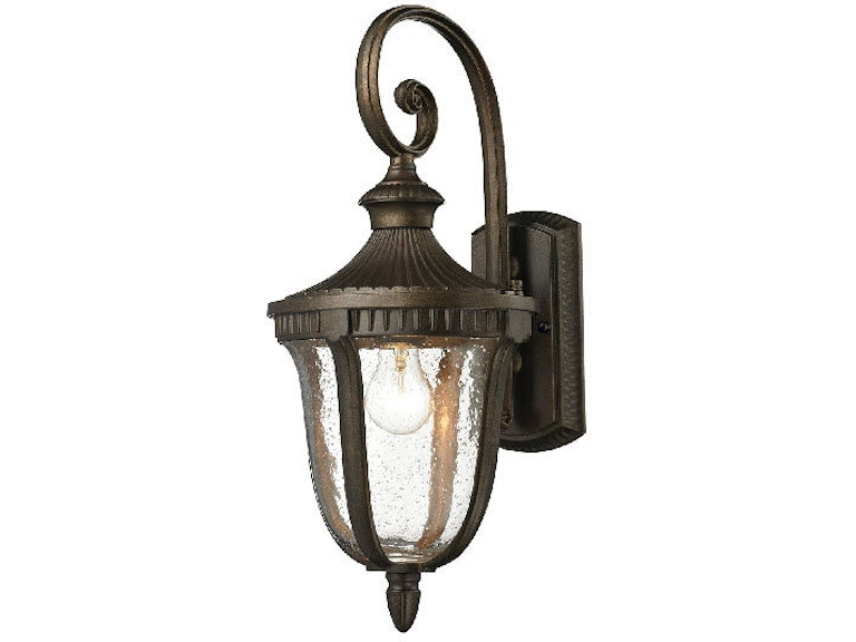 The Light Place Elk Lighting Outdoor Sconce 27000