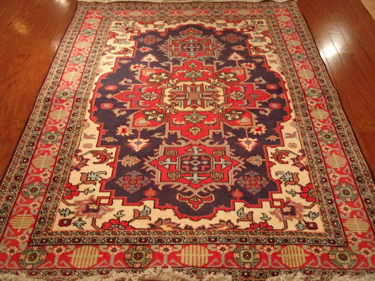 Roya Rugs Floor Coverings One Of A Kind Fine Unique Old Persian Area