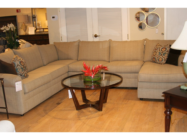 Living Room Concord 3 Piece Sectional By Thomasville Furniture Sku 1903 L23c A24 R27 Clearance Is Available At Hickory Mart In Nc And