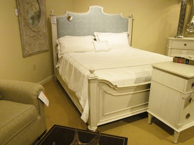 Thomasville Scandia Jocelyn King Bed By Furniture 2572 456 Clearance