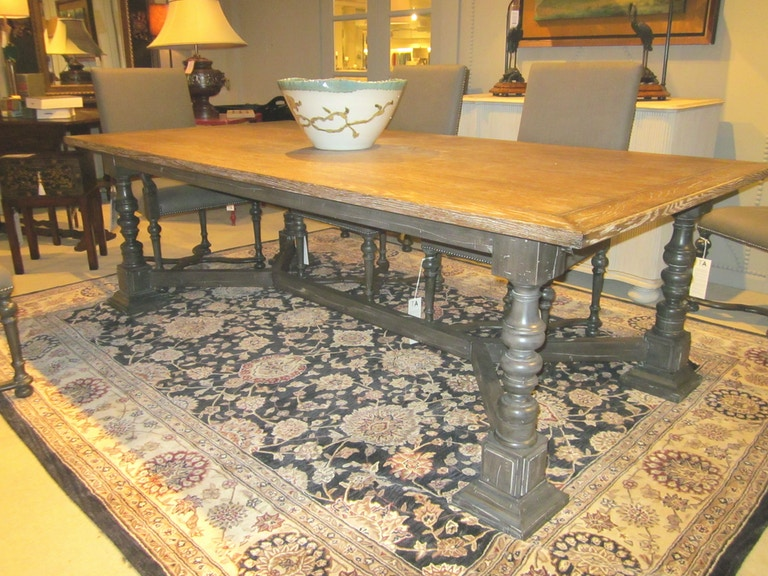 Theodore Alexander Furniture Outlet By Goods NoDa Dining Table 5405 312 Clearance